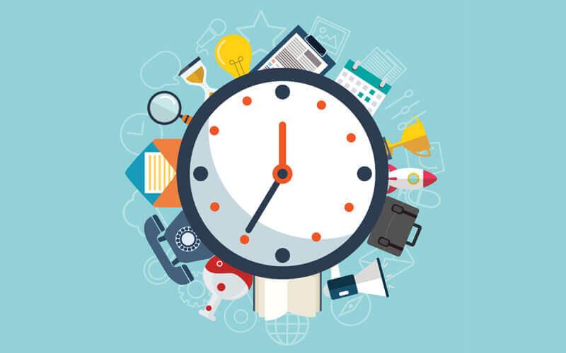 A importância da gestão de tempo para o aumento da produtividade