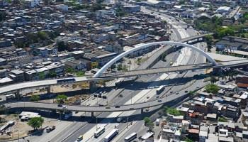 Prefeitura do Rio de Janeiro interditará acesso da Avenida Brasil a partir desta segunda, 13
