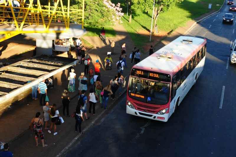 Novos cartões de acesso ao transporte público coletivo do DF foram lançados