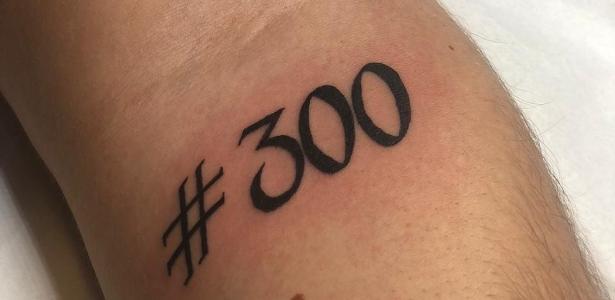 Meta de vendas vira tatuagem de funcionários de empresa