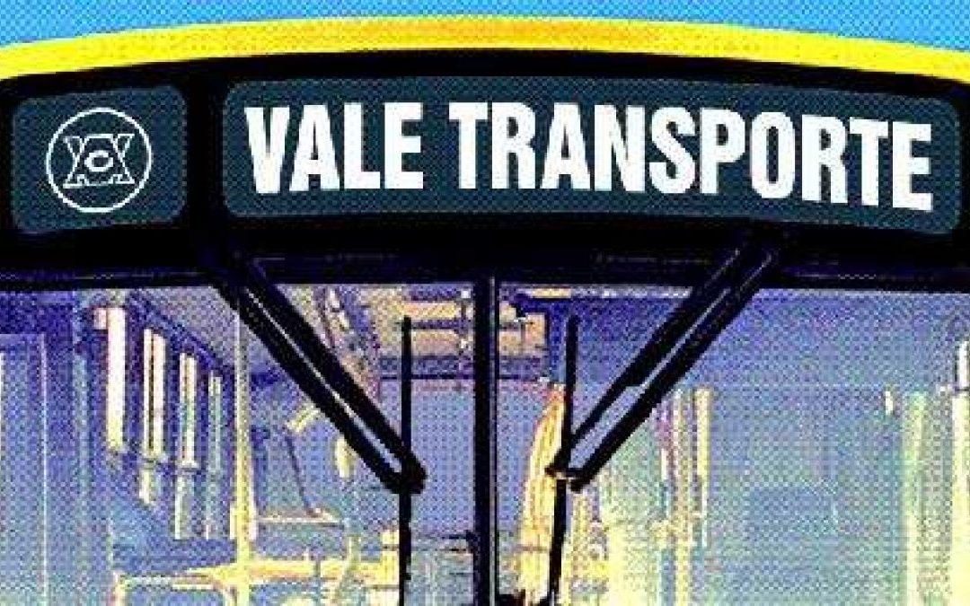 Fazer Gestão de Saldos de Vale Transporte é legal?