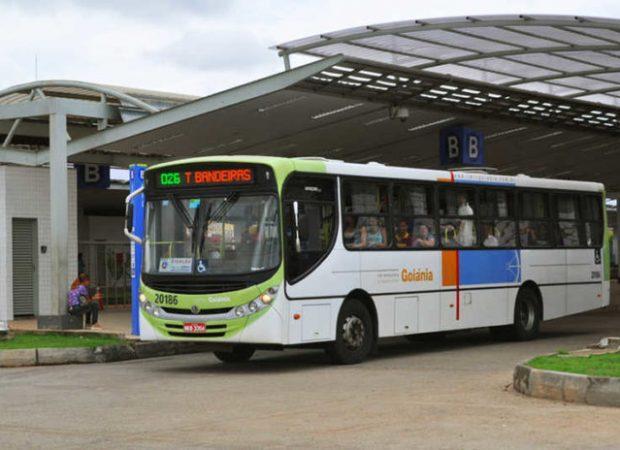 Greve de ônibus é suspensa na Região Metropolitana de Goiânia