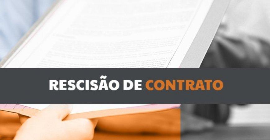 Como calcular a rescisão contratual