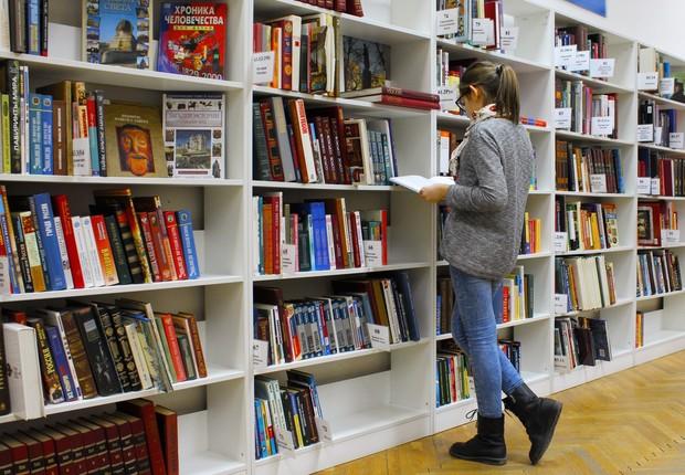 Receita Federal diz que só ricos leem, e livros podem perder isenção fiscal